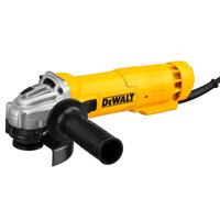 Amoladora Angular Dewalt 115mm Dwe4214 1200w Extractor Polvo