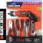 Atornillador Black Decker 3,6v 14 Accesorios Hdt51-901