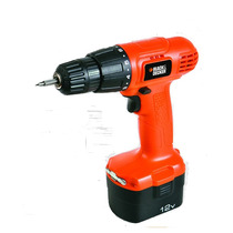 Taladro Destornillador Inalambrico Cd121k Black And Decker