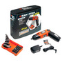 Atornillador A Bateria Ion-litio Black And Decker Li2000t