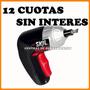 Atornillador A Bateria Skil 2336 Ion-litio Cuotas S/int