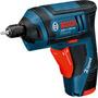 Atornillador Con 2 Bateria Litio Bosch Gsr Mx2 3,6v Luz Led