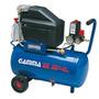 Compresor De Aire Herramienta Gamma 2hp24lts G2801 Alta Recu