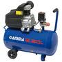Compresor De Aire Gamma 50lts. 2hp Portatil G2802 Alta Recup