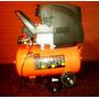 Compresor De Aire 24 Litros C/ruedas Black & Decker