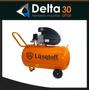 Compresor De Aire Lusqtoff 100l- Delta Ferretería Industrial