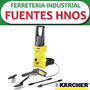 Hidrolavadora 110 Bar 1400 W. Karcher K 2 Car