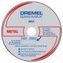 Disco De Corte Para Metal Del Dremel Saw-max Dsm 510