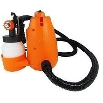 Pistola Eléctrica Hvlp Versa 450w C/compresor Doble Uso