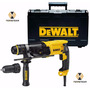 Rotomartillo Taladro Dewalt D25124k Sds Plus 800w Maletin
