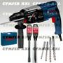 Taladro Martillo Rotopercutor Bosch Gbh 2-28 D Aleman Acces