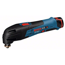 Sierra Multicortadora Oscilante A Bateria Gop 10,8v Bosch