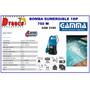 Bomba Sumergible Gamma 3195 Agua Limpia Pozo 750w Gamma