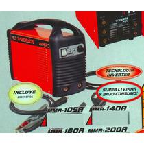 Soldadora Eléctrica Mma Inverter Versa Mma-105 A #
