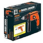 Taladro Black Decker 10mm + Atornillador