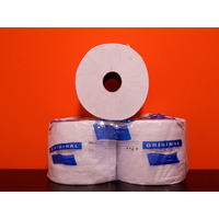 Bobina De Papel Tissue De Uso Industrial