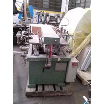 Barreno Doble -maquina Para Carpinteria/madera - Taurus