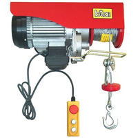 Aparejo Electrico 500/1000kg Uso Profesional Bta 903020