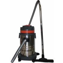 Aspiradora Industrial 1 Motor 1000w. Para Polvo Y Líquidos