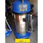 Aspiradora Industrial 3000 W 80 Lts Para Polvo Y Agua Gamma