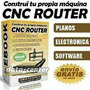 Kit Imprimible Router Cnc + Electronica + Envio Gratis