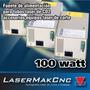 Fuente De Potencia Tubo Laser 100w Corte Ygrabado Laser Co2