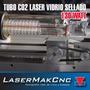 Tubo Laser Co2 130/1500w Corte Grabado Laser