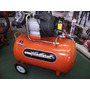 Compresor 100 Lts 3hp /2200w C/manometros Gladiator Floresta