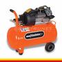 Compresor Aire 100 L3 Hp Bicilindrico2 Salidas Turboventiado