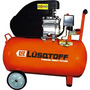 Compresor 50 Lts 2,5 Hp Con Salida Doble Monofasico Lusqtoff