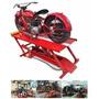 Elevador De Motos Hidraulico Okm De Fabrica