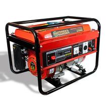 Grupo Electrogeno Generador 2.5kva 5.5hp 220v12v Profesional
