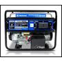 Generador Electrico Motomel 5500 4kva Con Bateria Motovega