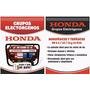 Grupos Electrogenos Honda 12 Kva Trifacico - Monofacico