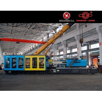 Inyectora Nueva Sin Uso Importada San Shun 1100 Ton