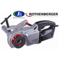 Roscadora Electrica Portatil De 1/2 A 11/4 Rothenberger