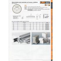 Herramientas Para Carpinteria De Aluminio Sierra Circular