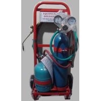 Equipo De Soldadura Oxigás-1kg X 1/2 M3-bien Completo