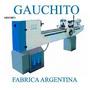 Torno Para Madera Pesado Workmac Gauchito