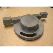 Pieza De Aluminio Para Fabricar Falsa Escuadra Carpinteria