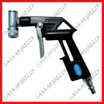 Bemar - Pistola Pico Doble Bicicleta/automovil Con Compresor