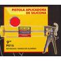 Pistola Aplicadora De Silicona P016 Black Jack#