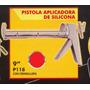 Pistola Aplicadora De Silicona P118 Black Jack#