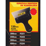 Espatula Dentada De Albañileria 200mm Black Jack F321#