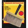 Pinceleta Rectangular 170x70 Black Jack O480 #