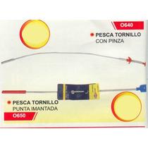 Pesca Tornillo Con Pinza Power O640#