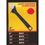 Llave Ajustable Fosfatizada 6 Black Jack B690 #