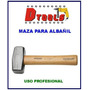 Maza 1kg Albañil,construccion (martillo Galponero Ebanista)