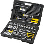 Set Multi-tool Mecanico De 125 Piezas Stanley Stmt74393-840