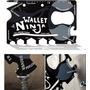 Tarjeta Wallet Ninja Multiuso Herramientas Portatil